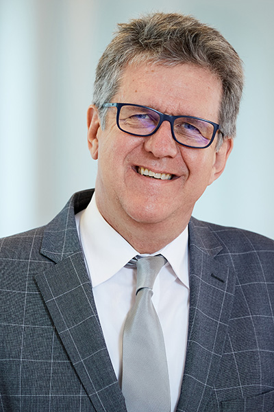 Rittberger Stellvertretender Geschäftsführender Direktor