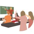 Careers Schulklasse