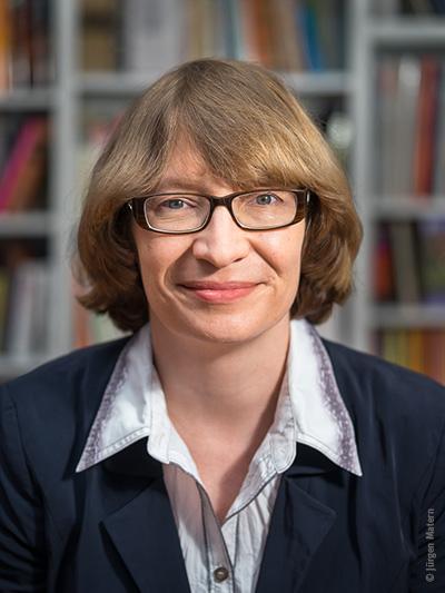 Dr. Nina Jude