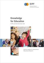 Cover Knowledge for education 2015-2016